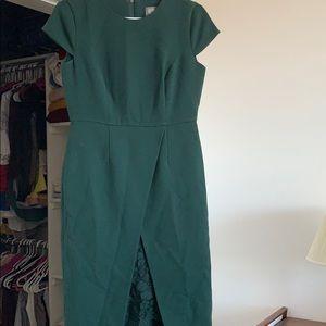 Emerald green Vince Camuto Dress